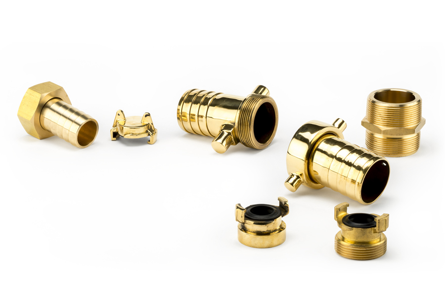 Industrial Hose and Pipe Fittings Gallery Image